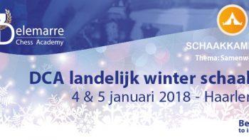 Permalink to: DCA Winterschaakkamp 5 & 6 januari 2017
